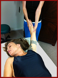 Myofascial Release Arm Pull for Shoulder Pain